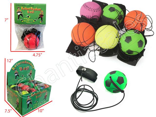 Return Banban Ball